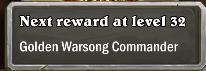 warrior 32-34