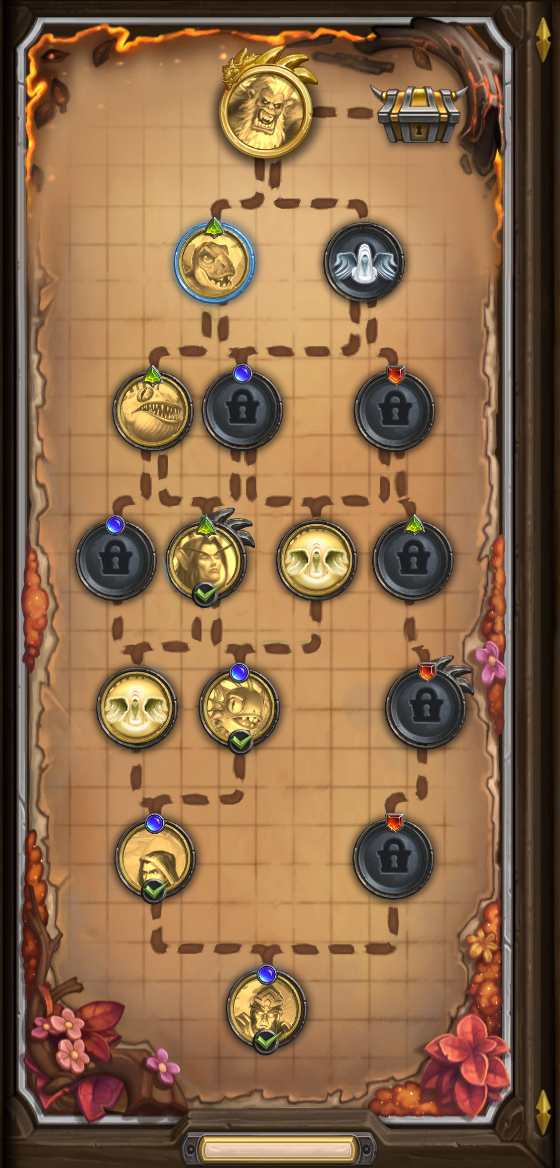 Bounty Map