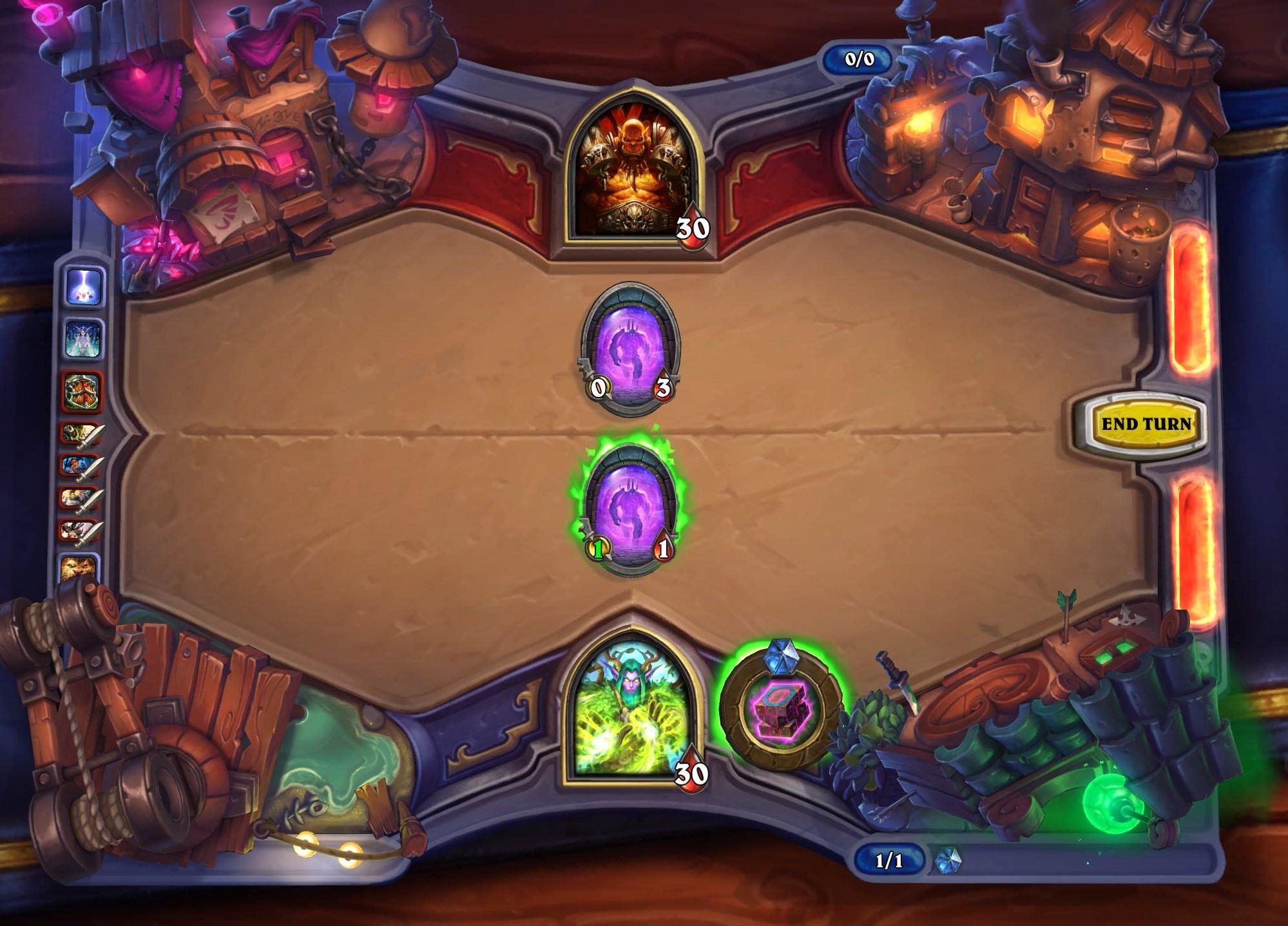 Portals Puzzle Start