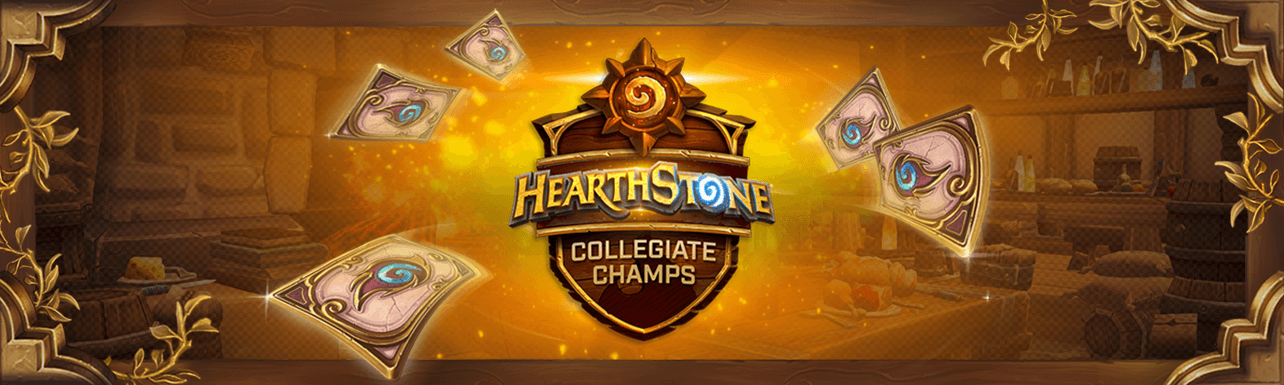 Hearthstone Collegiate Championship Fall 2019 Sign ups