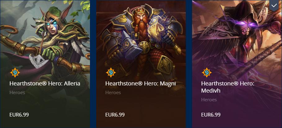 Heroes Sale