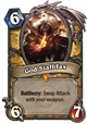 God Staff Jax