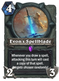 Evon's Spellblade