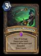 Desperate measures Card