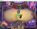 GG turn 3 beat khadgar