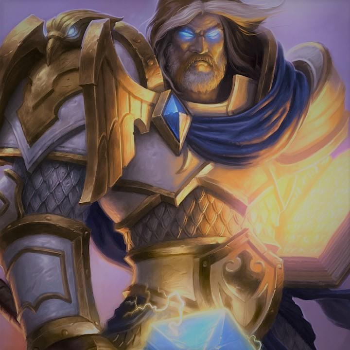 Recruit Big Warrior - Hearthstone Decks