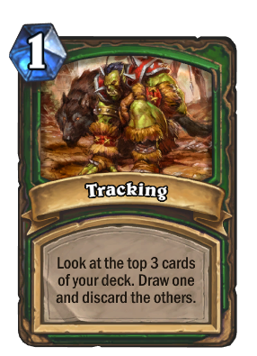 Tracking - Hearthstone Cards
