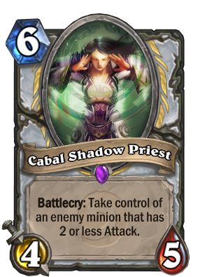 Cabal Shadow Priest