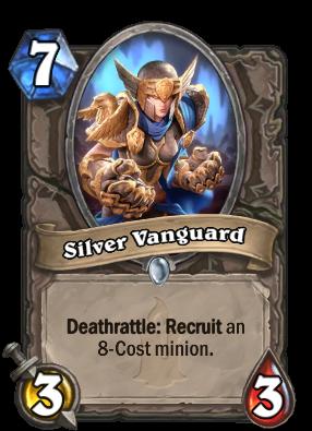Silver Vanguard - Hearthstone Cards