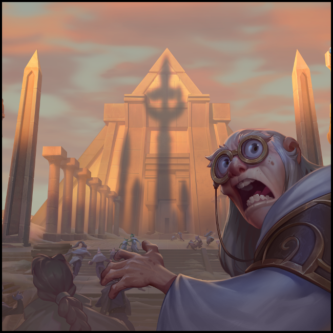 Tombs of Terror Opens in 5 Weeks? New Saviors of Uldum Adventure Release Info!